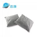 灰色通用型25*25CM小容量枕包状便捷吸油包吸油枕