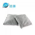 Gray universal 25*25CM oil-absorbing bag oil-absorbing pillow 3