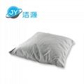 灰色通用型25*25CM小容量枕包狀便捷吸油包吸油枕 5