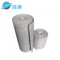 灰色重量級4MM厚大吸量過道76CM寬45M長節省通用吸液毯 1