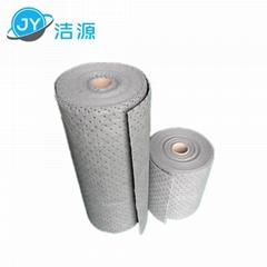 灰色重量級4MM厚大吸量過道76CM寬45M長節省通用吸液毯