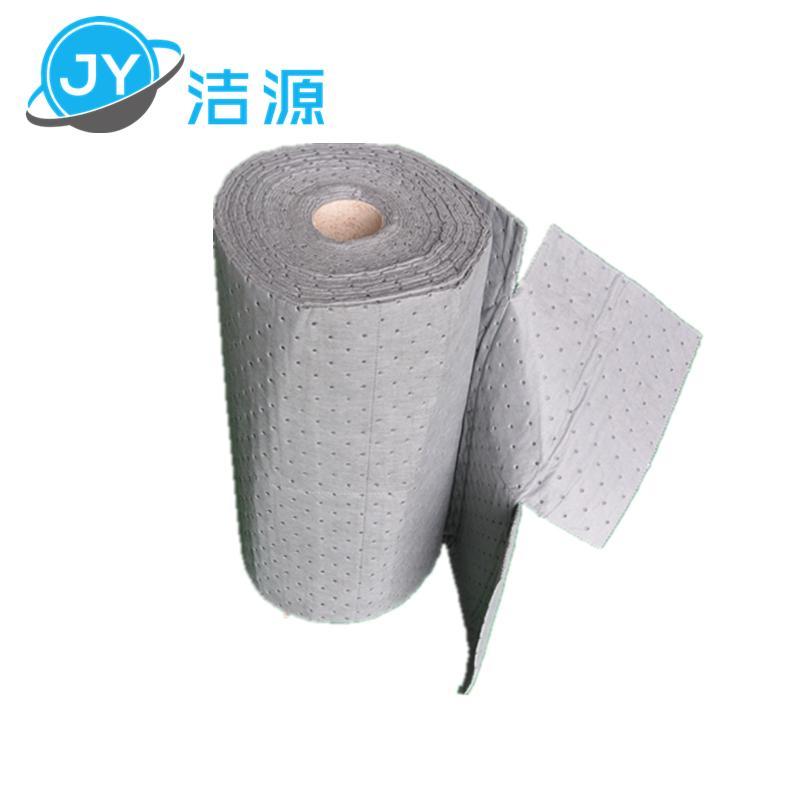 灰色重量級4MM厚大吸量過道76CM寬45M長節省通用吸液毯 2