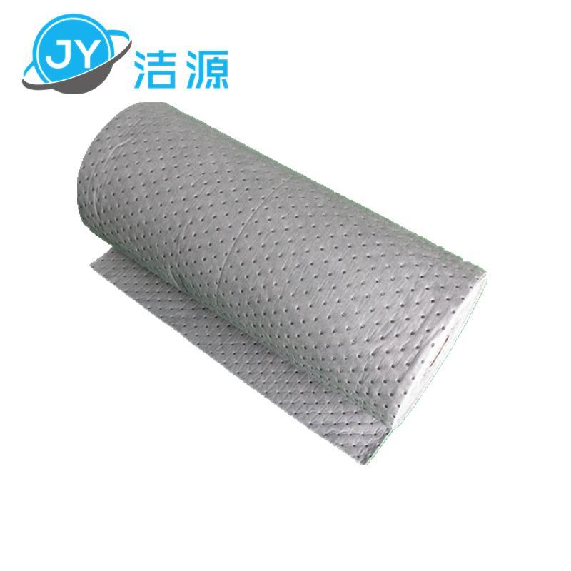 灰色重量級4MM厚大吸量過道76CM寬45M長節省通用吸液毯 3