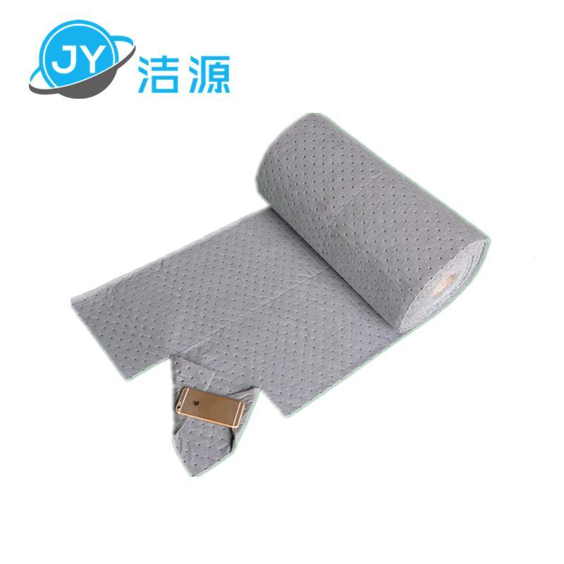 灰色重量級4MM厚大吸量過道76CM寬45M長節省通用吸液毯 5