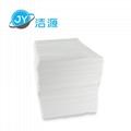 洁源OP4005X重量级吸油垫380X480X4MM厚节省只吸油型带撕线吸油垫