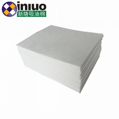 1251 Industrial oil absorbent sheet water surface, ground leakage,