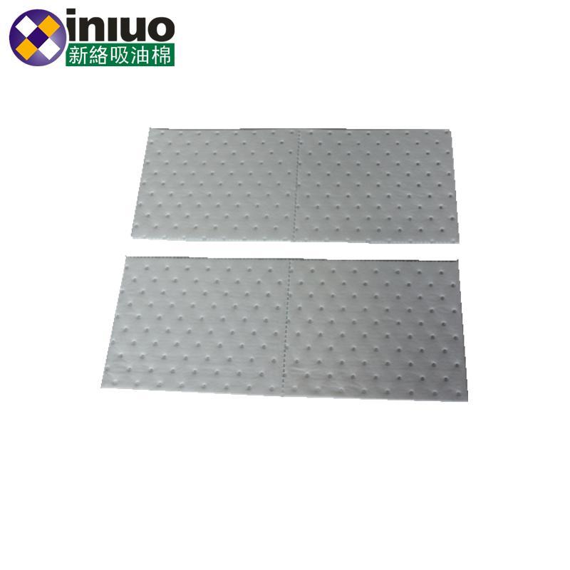 新络PS1301XX中量级节省吸油垫 横竖双撕线吸油片 一分为四多规格吸油棉片 4