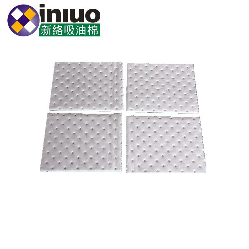 新络PS1301XX中量级节省吸油垫 横竖双撕线吸油片 一分为四多规格吸油棉片 1