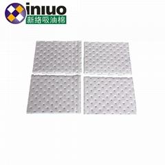 新絡PS1301XX中量級節省吸油墊 橫豎雙撕線吸油片 一分為四多規格吸油棉片