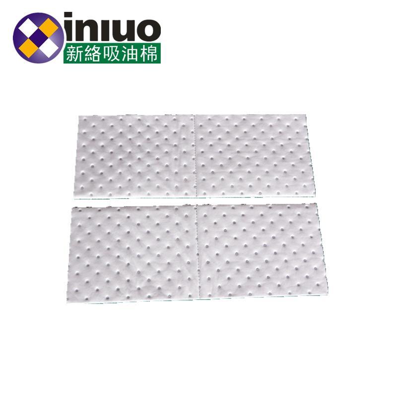 新络PS1301XX中量级节省吸油垫 横竖双撕线吸油片 一分为四多规格吸油棉片 5