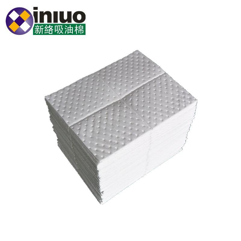 新络PS1301XX中量级节省吸油垫 横竖双撕线吸油片 一分为四多规格吸油棉片 6