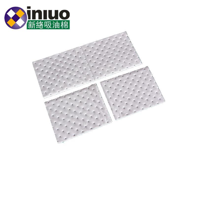 新络PS1301XX中量级节省吸油垫 横竖双撕线吸油片 一分为四多规格吸油棉片 7