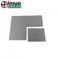 新络PS1301XX中量级节省吸油垫 横竖双撕线吸油片 一分为四多规格吸油棉片