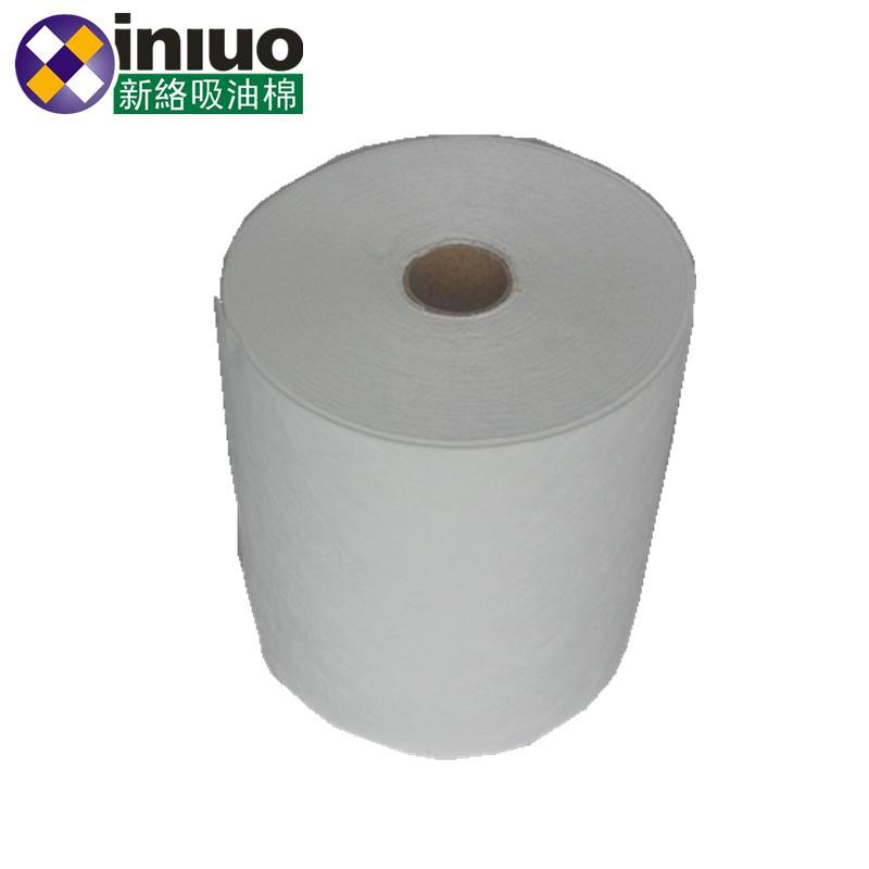 排污池表面油污吸油吸油棉水面強力吸油毯