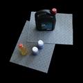 新络 PS91201XB轻量级便携装节省型通用吸液片撕线吸液片复合吸液片