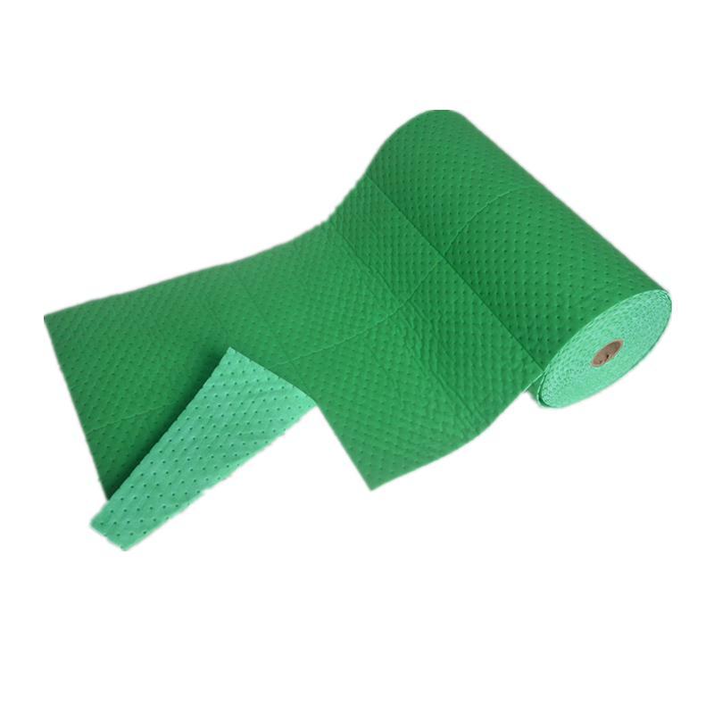 Chemical hazards absorption cotton 1