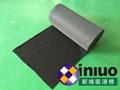 FH92402黑色防滑耐磨通用吸液毯多用途吸液毯多功能吸液卷