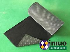 新絡FH92402黑色防滑耐磨通用吸液毯多用途吸液毯多功能吸