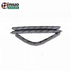 新絡 97836通用吸液索3.6米長吸油吸水吸液索多用途灰色吸液條