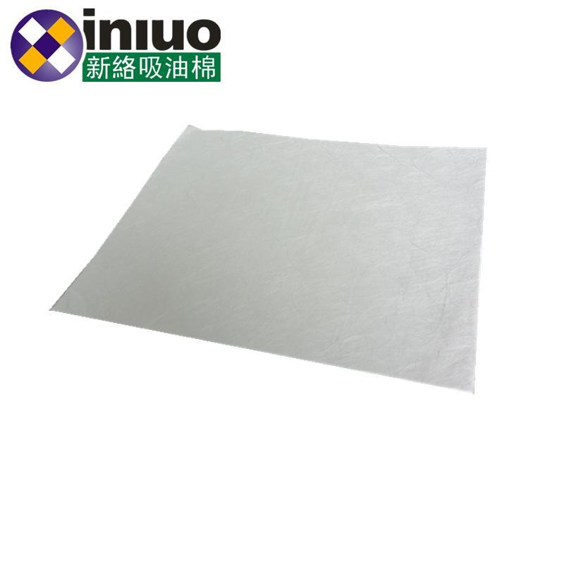 新络10303工业吸油垫6MM厚吸油垫白色不吸水吸油垫 1