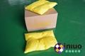 新络H9435危险化学品吸收枕黄色多功能吸收枕