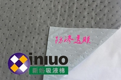 FL96020 roll 100% absorption liquid impermeable barrier all aspiration blanket