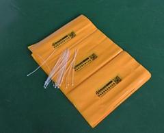 新络S15291黄色化学品回收袋危害品垃圾袋
