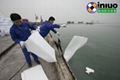 新络PP-5吸油毡水面油污清洁不吸水吸油毡工业吸油棉 3