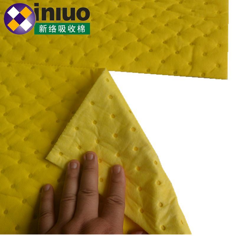 PSH92351X超强耐磨化工厂实验室化学危害品专用吸收棉 1