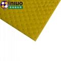 PSH92351X超强耐磨化工厂实验室化学危害品专用吸收棉