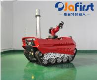 履带式应急救援机器人 1