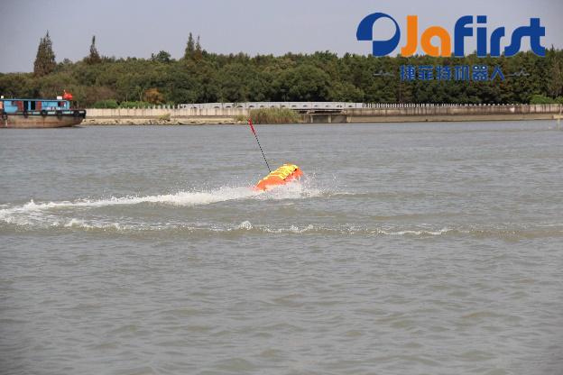 水面救援机器人 5