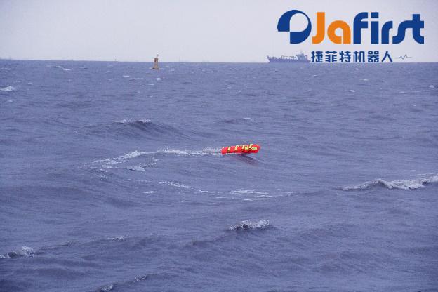 水面救援机器人 6