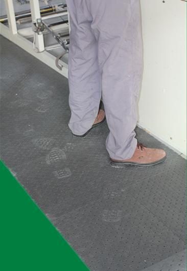 PS92352X超强耐磨走道吸液毯多用途通用吸液棉 2