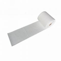 潔源OR23890XB大卷吸油棉15英吋寬節省長度間隔45CM帶撕線吸油卷