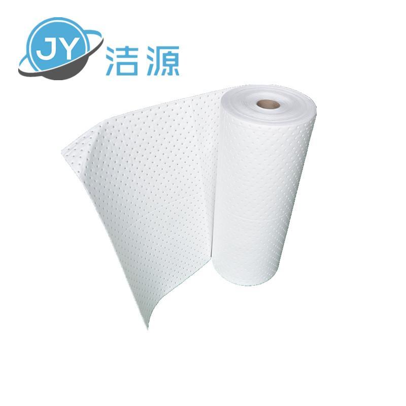 洁源OR38030X耐磨吸油毯3MM厚80CM宽卷状吸油棉 1