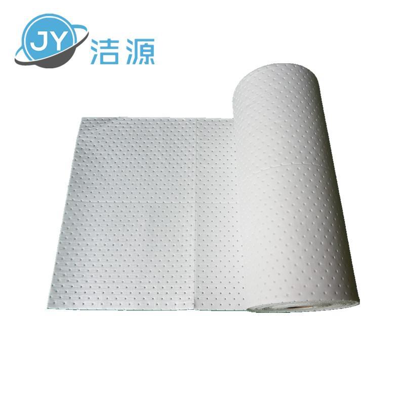 洁源OR38030X耐磨吸油毯3MM厚80CM宽卷状吸油棉 5