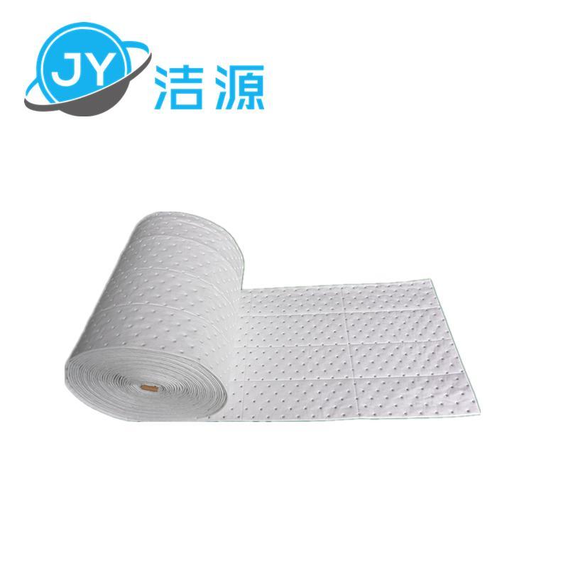 洁源OR43845XB厚吸油毯15英寸宽节省长度间隔45CM带撕线吸油卷 3