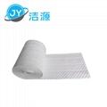 洁源OR43845XB厚吸油毯15英寸宽节省长度间隔45CM带撕线吸油卷