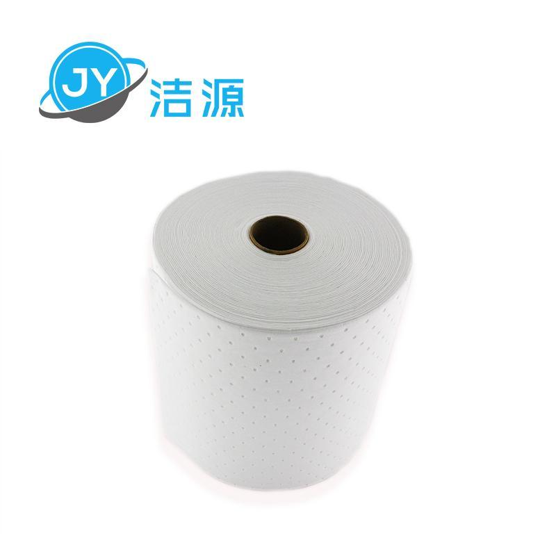 洁源OR43845XB厚吸油毯15英寸宽节省长度间隔45CM带撕线吸油卷 4