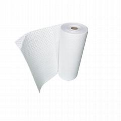 新絡PS2402X重量級節省吸油毯鋪設地面吸油棉維修吸油棉