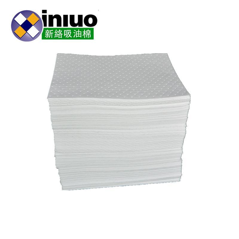 新絡PS1401重量級吸油墊 高效吸油墊 壓點白色吸油墊 7