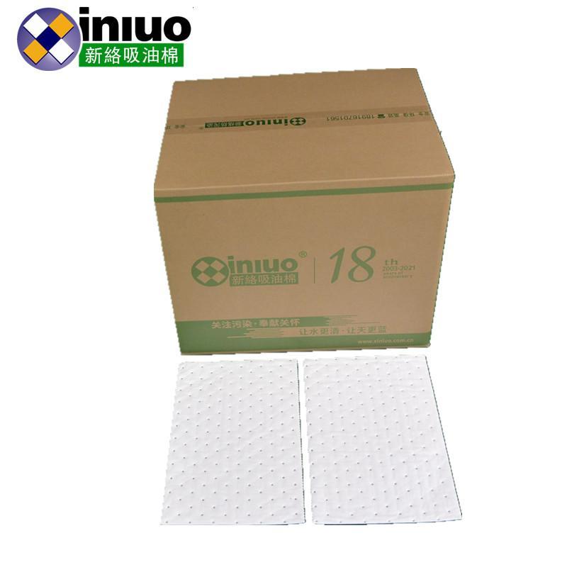 新络PS1201X轻量级节省型吸油片 擦拭吸油片 带撕线吸油片 10