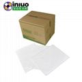 新络PS1401X重量级节省型吸油垫 撕线压点吸油垫 不吸水吸油垫 10