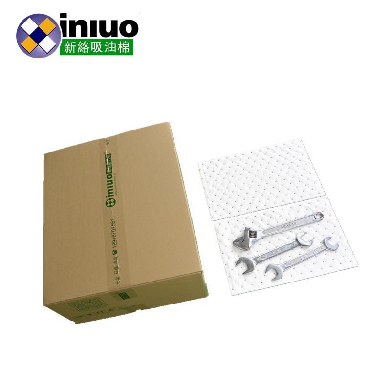 新絡PS1401X重量級節省型吸油墊 撕線壓點吸油墊 不吸水吸油墊 11