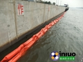 WGV900 solid float type PVC oil boom