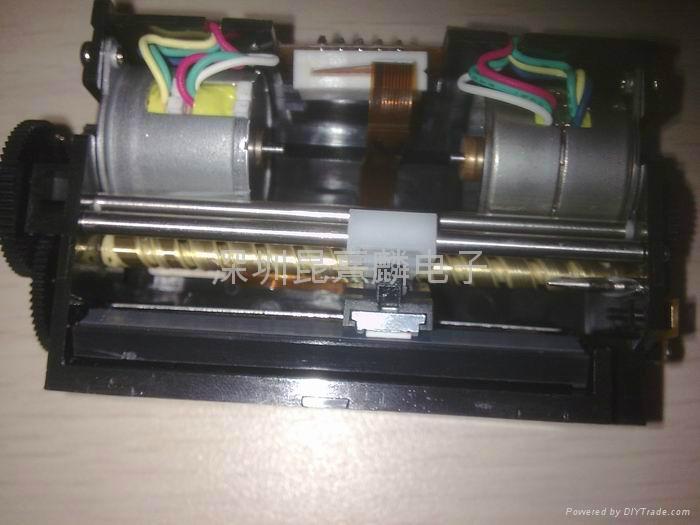 精工SII熱敏打印機芯STP211B-192-E 1