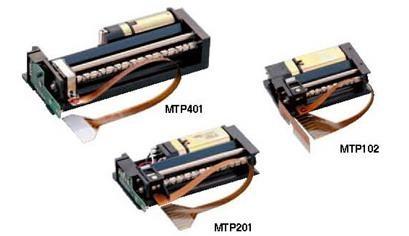 Seiko Thermal Printer Mechanism MTP201-G166-E  Seiko thermal printer MTP201-G166 3
