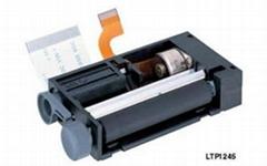 精工SII微型热敏打印机芯LTP1245U-S384-E LTP1245 LTP1245S-C384