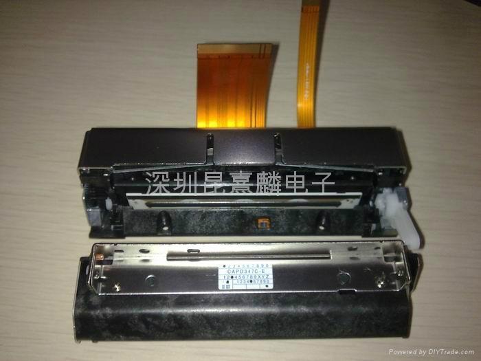 Seiko Thermal Printer MechanismCAPD347C-E,SEIKO CAPD347H-E,CAPD347F-E,CAPD347J-E 1
